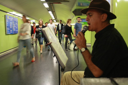 Madrid Diary – Metro Melodies
