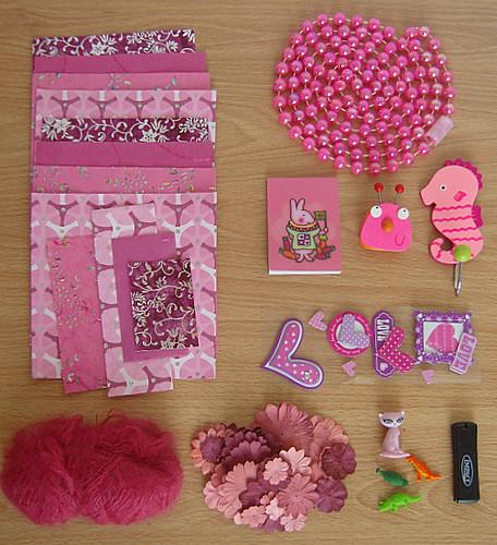 """Pink"" Pringles Can Swap Package!"