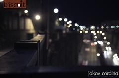 Dark Night (ill-tempered [Jakov Cordina]) Tags: bridge light cars car night nikon highway traffic bokeh trails biscuit nikkor headlamps jakov 18200mm d90 illtempered cordina jakovcordina wwwjakovcordinacom