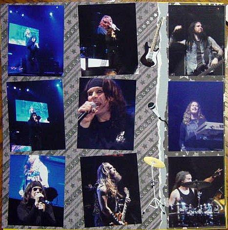 Ozzy concert