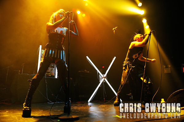 Angelspit - Gramercy Theater