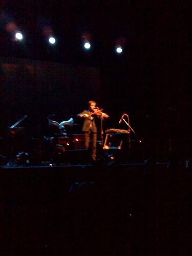 Andrew Bird at the Murat Theatre