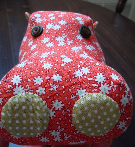 repro hippo face
