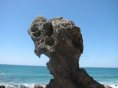 Pumice Rock Formation
