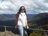 Wentworth falls lookout