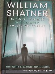 Star Trek Academy--Collision Course - by Spider-Man 2099