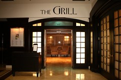 The Grill (Prayitno / Thank you for (12 millions +) view) Tags: california ca hotel la town los downtown angeles room down grill dining sheraton accommodation the konomark