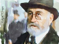#240 Edgar Degas (piker77) Tags: portrait painterly man celebrity art face digital photoshop watercolor painting interesting media artist natural retrato aquarelle digitale manipulation simulation peinture illusion virtual edgar watercolour transparent acuarela degas tablet technique wacom ritratto impressionist stylized pintura portre  imitation  aquarela aquarell emulation malerei pittura virtuale virtuel naturalmedia bildnis    piker77wc arthystorybrush