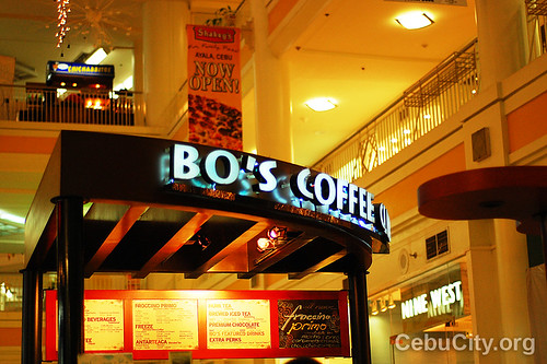 Bo's Coffee Club at Ayala Center Cebu