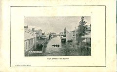 Page 16 - Memento of Maitland Floods, March 1893 and May 1913, 24 views (Cultural Collections, University of Newcastle) Tags: flood nsw highstreet floods 1913 naturaldisaster maitland hunterriver maitlandflood maitlandnswpictorialworks hunterrivernswfloods