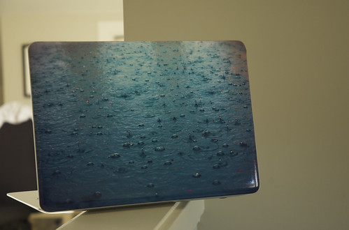 MacBook Air Skin From Unique Skins