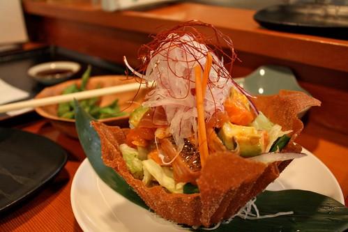 Tabento- Poke Salad