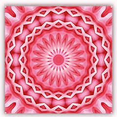 luminous spring love 2 (SueO'Kieffe) Tags: nature digital photoshop patterns kaleidoscope mandala spirituality