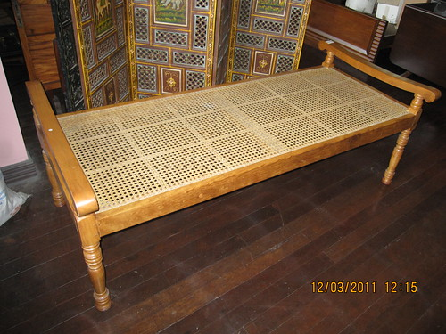 About Antique Filipino Daybeds Divans Philippine