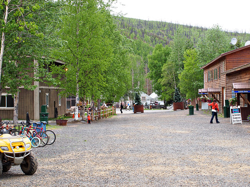 Chena Hot Springs Resort – Fairbanks, Alaska