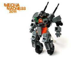 MM-02 Racing Mech (Cam M.) Tags: cool lego awesome racing madness epic mecha mech 2011 hardsuit 2011racinghardsuitchallenge