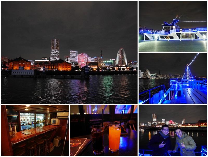 橫濱港夜景.veltra.東京旅遊.觀光船.日劇.浪漫page