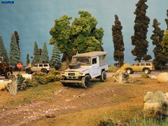 Get Off in a BJ-40 (Phil's 1stPix) Tags: dioramas scalemodel diecast offroad 4x4 diecastvehicle diecastdiorama diecasttoyota toyota4x4 diecastcollectible diecastmodel diecasttruck diecastlayout 1stpix bj40 toyotabj40 toyotalandcruiser toyota4x4diecast johnnylightning diecastcollection diorama offroaddiorama offroading diecastoffroad diorama4x4 4x4diorama 164scalediecast offroad4x4 johnnylightningbj40 phils1stpix 1stpixdiecastdioramas dioramascene 1stpixphoto 4x4diecast firstpix countryroadlayout ruraldiorama ruralroaddiorama dirtroad dirtroaddiorama dirtroadlayout dirt trail 164offroad 164ruraldiorama 164country johnnylightningoffroad johnnylightning4x4 bj40landcruiser johnnylightningtruckinamerica