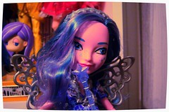 101_1201 (alwaysadolphin) Tags: doll toy custom repaint ever after high mattel farrah goodfairy