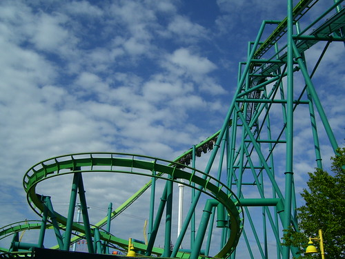 Cedar Point - Raptor