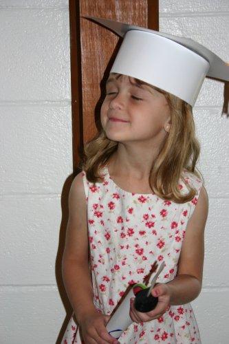 Karli Preschool Graduation