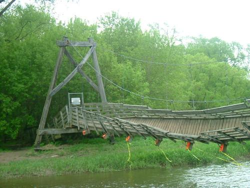Bridge is Out