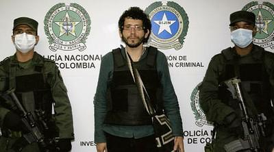 Presentación de Miguel Ángel Beltrán en Bogotà