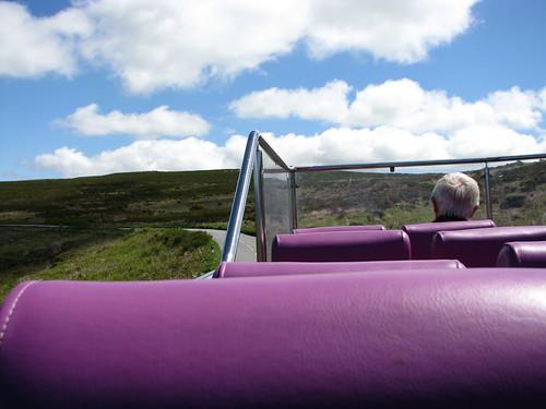Mit dem Bus durch Cornwall
