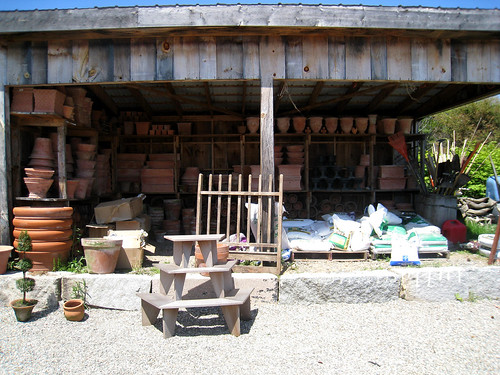 Snug Harbor Farm Potting Shed