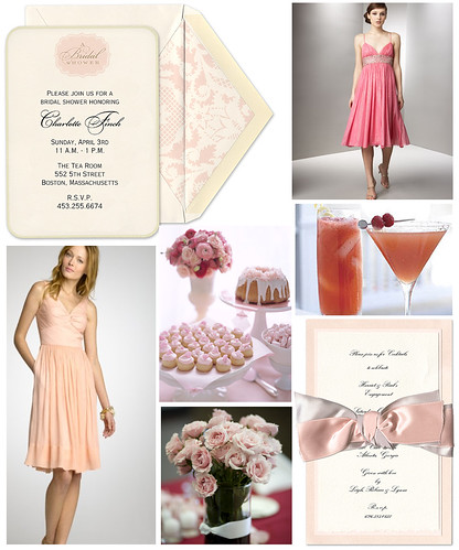 """Blushing Bride"" Bridal Shower"
