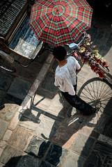 rikschaw? kathmandu, may 2009. ©Monika Andrae