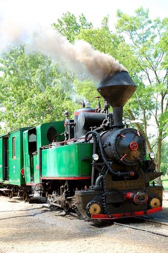 Megy a gőzös Kanizsára :) / The loco is going to Nagykanizsa :)