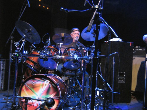 Bill Kreutzmann formerly of some band called the Grateful Dead? [copyright unknown]
