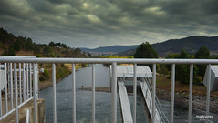 The Gates (Cor-holio) Tags: water gates dam snowymountains khancoban swampyplainsriver