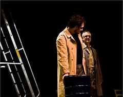 La guerra di Krapp (lafranzine) Tags: 30 teatro milano guerra di maggio spettacolo recitazione krapp teatroblu