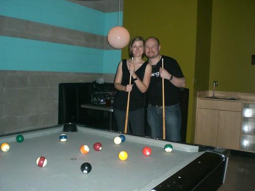 Dawn Wentzell and Brent D Payne