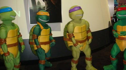 Le Turtles! - E3 2009