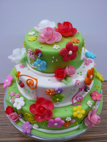 Spring cake by Patricia 2