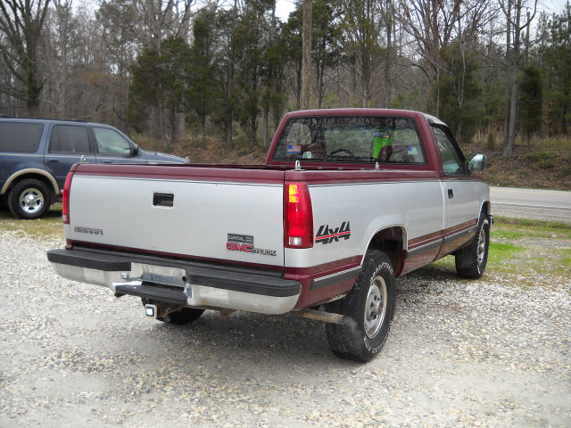 4 1993 wd sle 1500 loaded fully gmcsierra