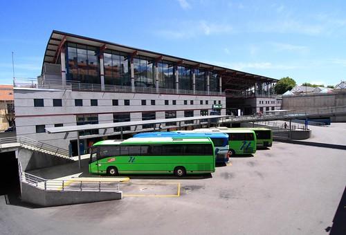 Estación de autobuses de San Lorenzo