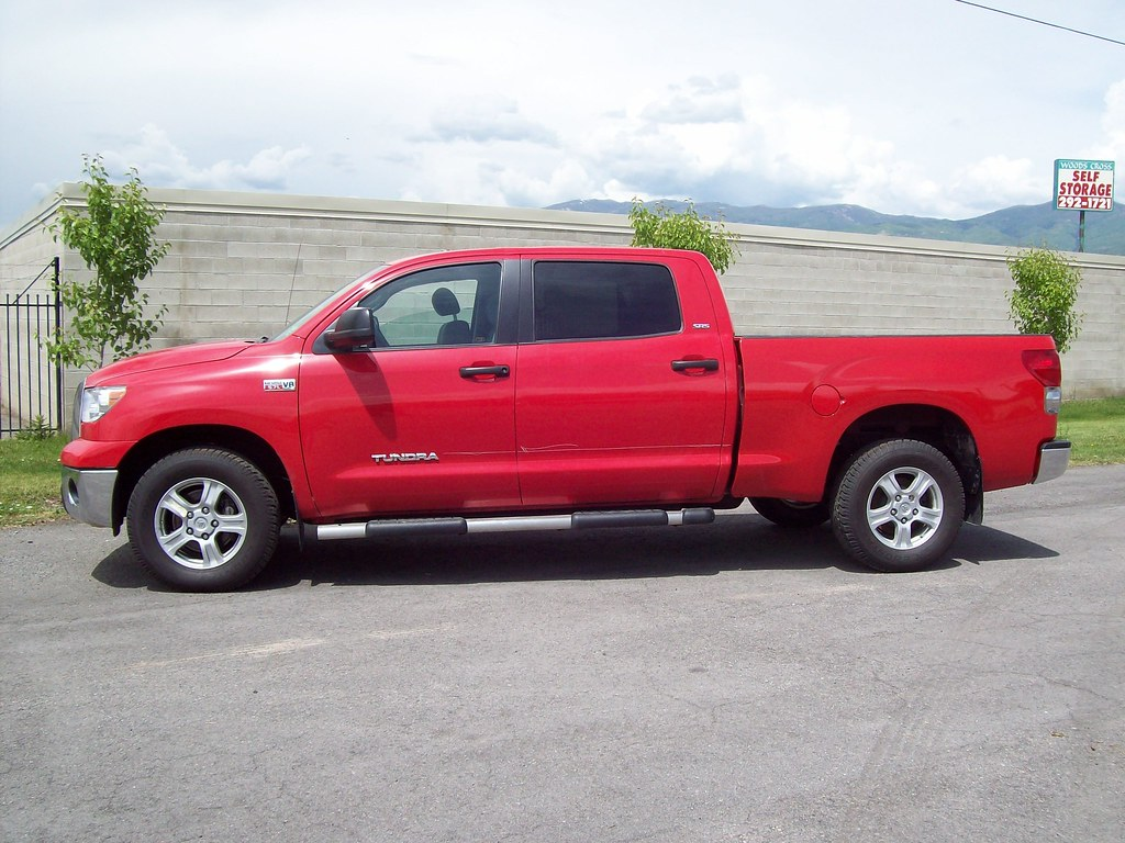 07 Tundra Crewmax Sr5 4x4 Stretched To 6 5ft Bed