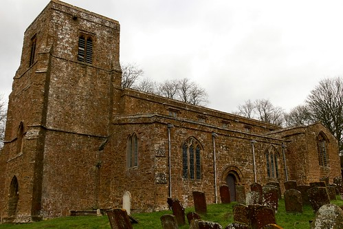 burton dassett church