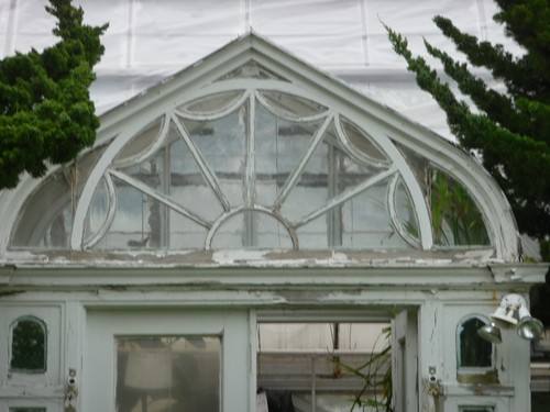 Detail - Entrance Main Greenhouse