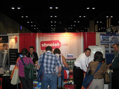 3639391050 653130c554 Shoplet at the GSA Show in San Antonio Texas!