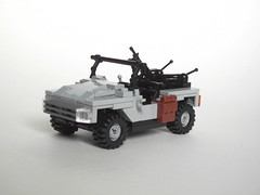 Coyote LMV-1 (DarthNick) Tags: coyote light lego jeep military vehicle multirole brickarms foitsop rclf lmv1
