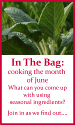 In the Bag Logo June 09