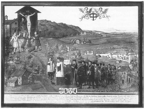 Das Wunderkreuz von Bernrain, Kreuzlingen