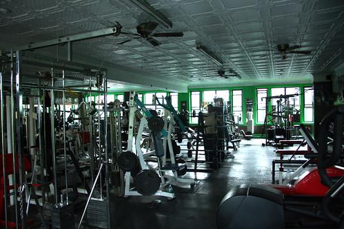 Gym Ext 05