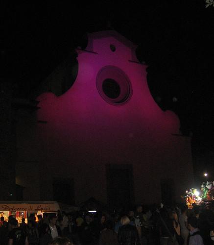 Santo Spirito in Pink