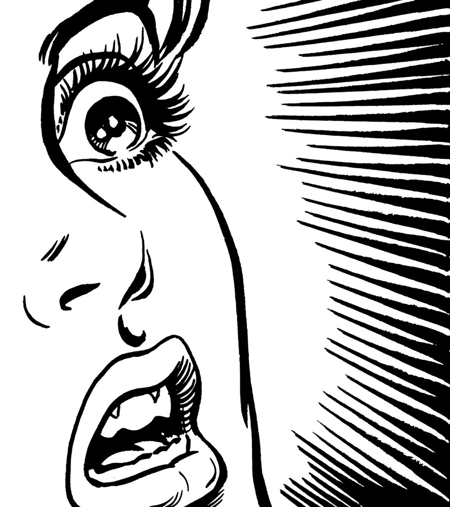 Scared Face Line Drawing : The world s best photos of illustration and ink flickr